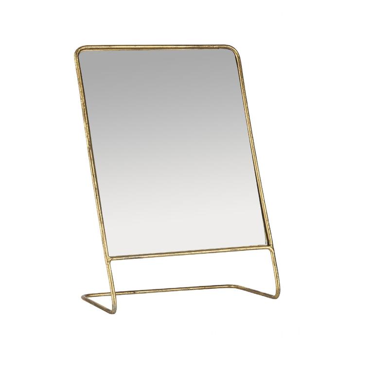 Nordal Spiegel Glabo goud