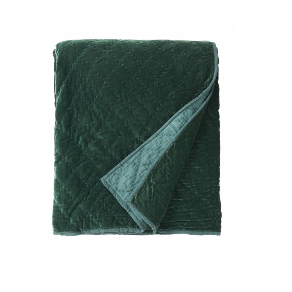 Nordal Plaid Okome groen 220 x 270