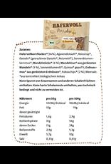 HAFERVOLL 13er Box - Porridge2go Mandel Kokos