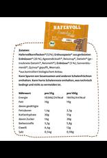 HAFERVOLL 13er Box - Porridge2go Erdnuss