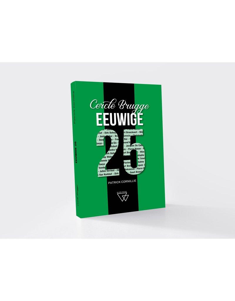 "Boek ""Eeuwige 25 Cercle Brugge"""