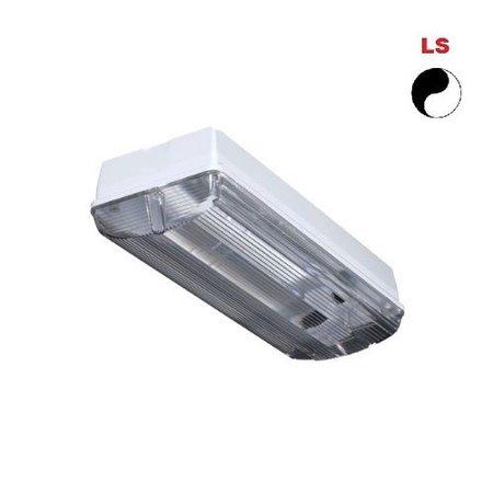4MLUX Titan LED PLS 5W, 4000K, 420 lumen, met lichtsensor, lichtgrijs/helder