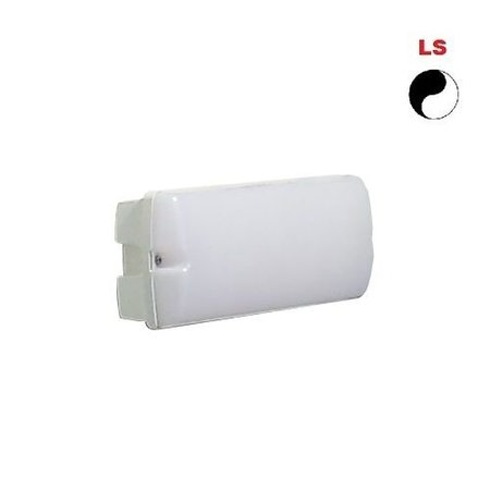 4MLUX Rhea LED Base-line 4W, 395 lumen, met lichtsensor, 4000K, wit/opaal