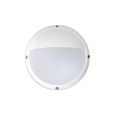 4MLUX Lucia-E 6W, 330 lumen, 4000K, wit/opaal, met half vizier
