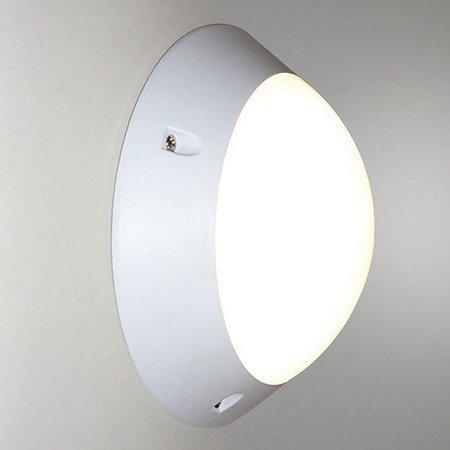 4MLUX Lucia 6W, 380 lumen, met lichtsensor, 4000K, wit/opaal