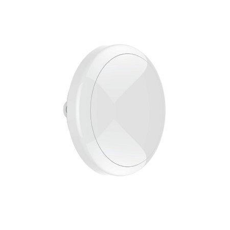 EM-Kosnic Ossa LED DD met witte rand, IP65 met LED PLQ 9/12/18W Multi-wattage en 3000/4000/5000K Multi-kleur instelbare LED lichtbron