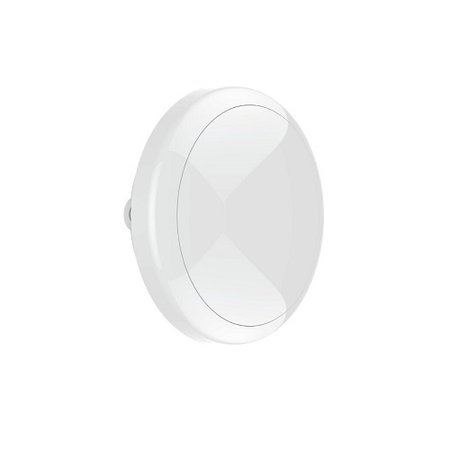 EM-Kosnic Ossa met witte rand, IP65 met LED PLQ 9/12/18W Multi-wattage en 3000/4000/5000K Multi-kleur instelbare LED lichtbron