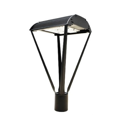 EM-Eulux Cruet LED 60W, 9600 lumen in 3000, 4000 of 2200K(Amber), 5000K en Groen op aanvraag