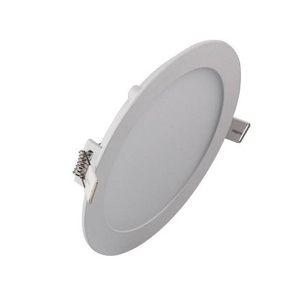 EM-Kosnic Nyos LED downlighter 10W, met nood, 710 lumen, 3000K