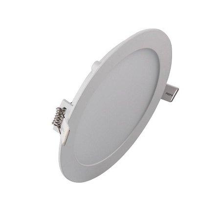 EM-Kosnic Nyos LED downlighter 10W, met nood (Autotest), 710 lumen, 3000K