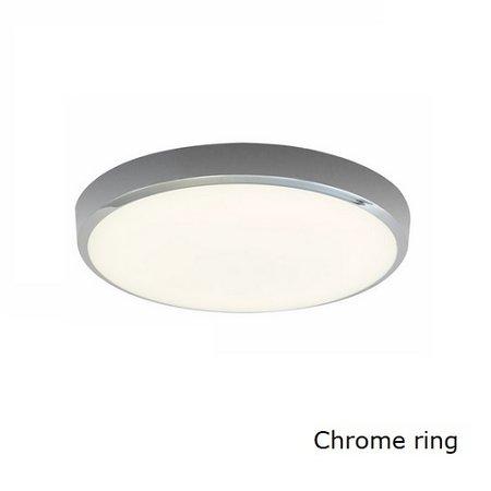 4MLUX Chroom/grijs kleurige ring t.b.v. Gamma LED 11W