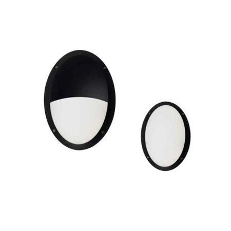 4MLUX Ancona LED 11W 2 in 1, 862 lumen, 4000K, zwart/opaal