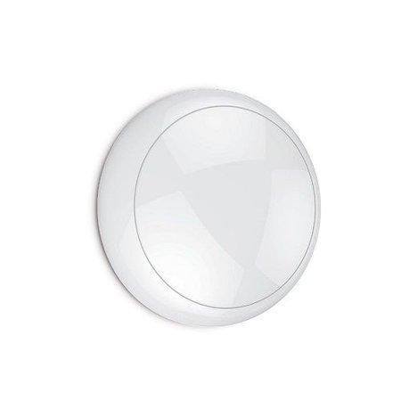 EM-Kosnic Blanca LED DD IP65 met witte rand en LED PLQ 12W 2700 of 4000K LED lichtbron, keuze maken bij bestelling