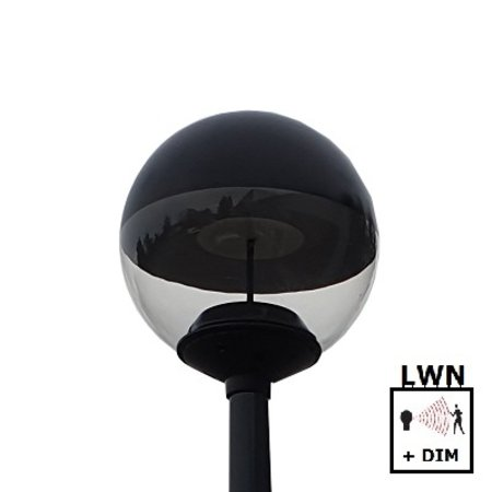 4MLUX Boden LED Base-line 2,5-21,5W, laag 190/hoog 3200 lumen, met bewegingssensor on/off of on/DIM(corridor functie) in 2700, 3000, 4000 en 5000K
