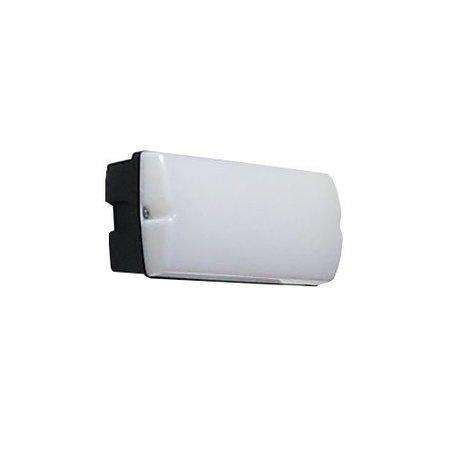 4MLUX Rhea LED Base-line 8W, 800 lumen, 3000K, zwart/opaal