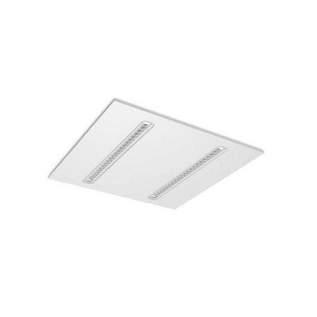 EM-Kosnic Nevis LED inlegarmatuur 23/28W Duo wattage, CCT 3000/4000/5000K multi kleur, 595 x 595