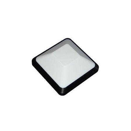 4MLUX Vito 6,6W, 800 lumen, 3000K, zwart/opaal