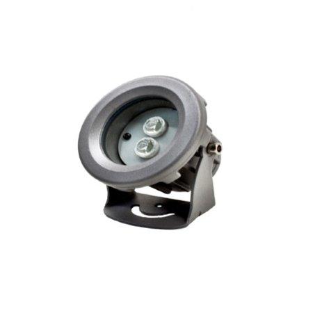 EM-Eulux  Venus 4W LED straatverlichting-schijnwerper, 640 lumen, 3000K