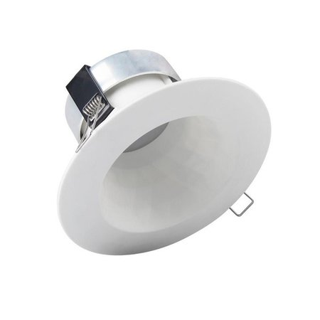EM-Kosnic Faceta 10W CCT, 3000/4000/5000K LED downlighter, 550-600 lumen