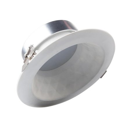 EM-Kosnic Faceta 16W CCT, 3000/4000/5000K LED downlighter, 1000-1100 lumen (ook met nood)
