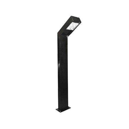 EM-Eulux Sitara 8W, 1328 lumen, 3000 of 4000K, 700mm, in zwart, lichtgrijs of antraciet