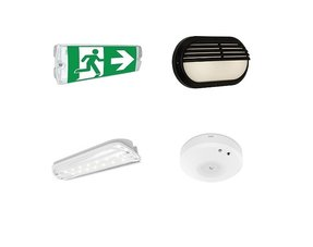 Opbouw LED noodverlichting