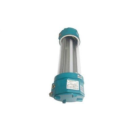 4MLUX P7 LED serie, zone 1, 2, 21 en 22 EX explosieveilige verlichting (ATEX) 15W, 1335 lumen, IP66 (ook met nood leverbaar)