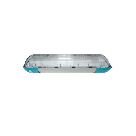 4MLUX P9 LED serie, zone 1, 21 en 22 EX explosieveilige verlichting (ATEX) 75W, 10000 lumen, IP66 (ook met nood leverbaar)