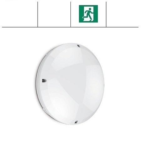 EM-Kosnic Blanca-I Pro LED, 12W, 4000K, 1260 lumen, met nood