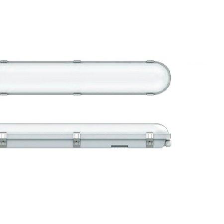 EM-Kosnic Congo Pro LED 1x1500mm, 36W, 3950-4350 lumen, 3000-6000K CCT met instelbare LED kleur, met RVS clipsen