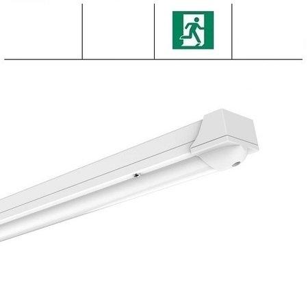 EM-Kosnic Mira LED, 20W, met nood, 2400 lumen, 4000K, 120 cm, LED balk verlichting (ook met Reflector te gebruiken als LED trogarmatuur)