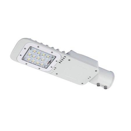 4MLUX Luna LED 40W, 5000 lumen, 5000K, opschuif straatverlichting/terreinverlichting