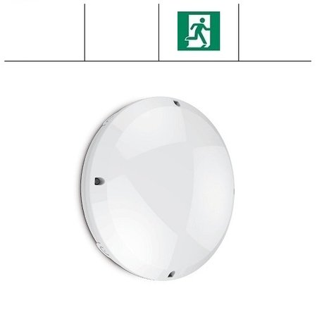 EM-Kosnic Blanca-I Pro LED, 9/12/18W Multi-wattage, 3000/4000K/5000K Multi-LED kleur, 830-1890 lumen met nood