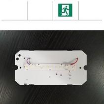 TPS/TPK LED module 4W, 510 lumen, met nood, 3000 of 4000K