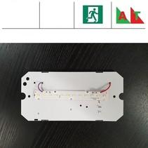TPS/TPK LED module 4W, 510 lumen, met nood (Autotest), 3000 of 4000K