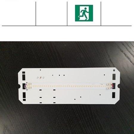 4MLUX TPN LED module 5,5W, 700 lumen, met nood, 3000 of 4000K