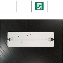 PVX LED 5,5W, 700 lumen, met nood, 3000 en 4000K