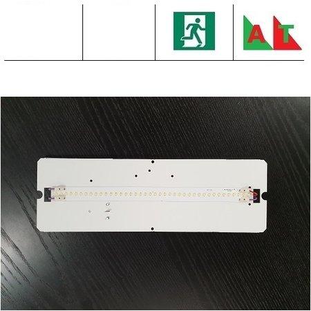 4MLUX PVX LED 5,5W, 700 lumen, met nood (Autotest), 3000 en 4000K