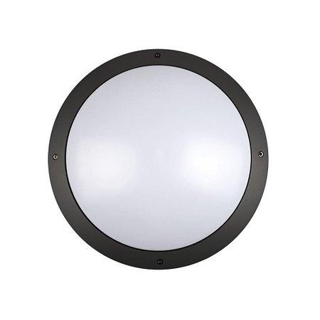 EM-Kosnic Etna LED DD, bewegingssensor on/off of on/DIM(corridor-functie) en nood, met LED PLQ 9/12/18W Multi-wattage en 3000/4000/5000K Multi-kleur instelbare LED lichtbron