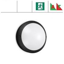 Etna LED DD, met nood (Autotest), met LED PLQ 9/12/18W Multi-wattage en 3000/4000/5000K Multi-kleur instelbare LED lichtbron