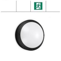 Etna LED DD, met nood, met LED PLQ 9/12/18W Multi-wattage en 3000/4000/5000K Multi-kleur instelbare LED lichtbron