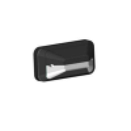 4MLUX KTH Pro LED serie 9,6W, portiek/galerijverlichting, 3000 of 4000K, 1220 lumen met wit of zwart poly-carbonaat onderhuis en opalen of heldere-frosted poly-carbonaat lichtkap