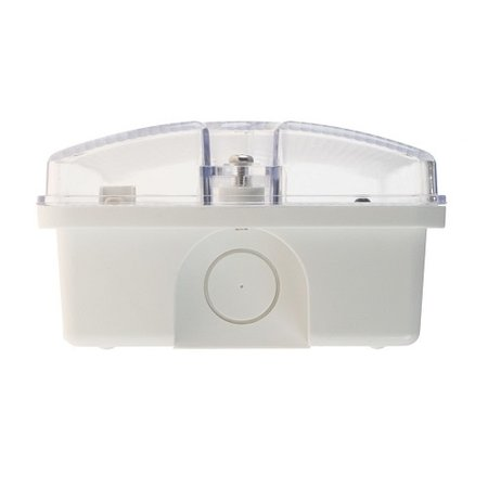 EM - Fox Lux Apollo Pro 5W, noodverlichting-vluchtwegverlichting of anti paniekverlichting, nood/continu of schakelbaar of alleen nood, 320/320 lumen, IP65, wit/helder