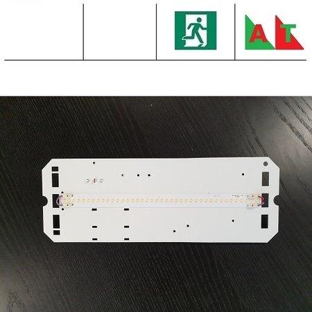 4MLUX TPN LED module 8W, 1050 lumen, met nood (Autotest), 3000 of 4000K
