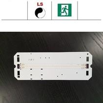TPN LED module 8W, 1050 lumen, met lichtsensor en nood, 3000 of 4000K