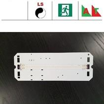 TPN LED module 8W, 1050 lumen, met lichtsensor en nood (Autotest), 3000 of 4000K