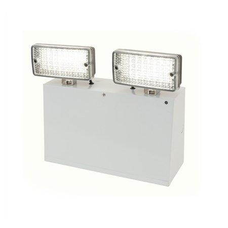 4MLUX Twin Spot LED 3W, alleen nood, 198 lumen, IP65