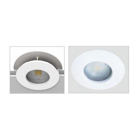 4MLUX SFLP 50 LED serie, zone 1, 2, 21 en 22 EX explosieveilige hanglamp/schijnwerperverlichting (ATEX), 35W, 4520 lumen, IP66