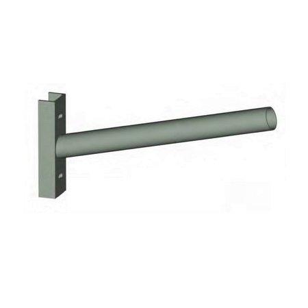 4MLUX Uithouder/muursteun, lengte uithouder 500 of 1000mm, topmaat 60 mm