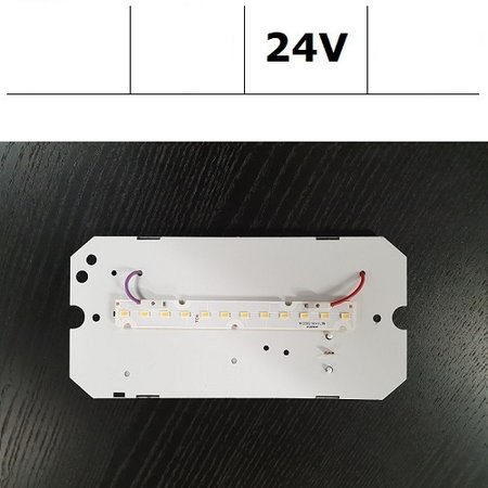 4MLUX TPS/TPK LED module 4W, 24V AC/DC, 510 lumen, 3000 of 4000K